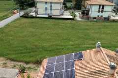Fotovoltaico SunPower_BM Impianti_ALESI_Fano Pesa