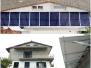 """Alessandro R. - Impianto fotovoltaico a """"FRANGISOLE"""" da 3 kWp con moduli SUNPOWER - Auditore (PU)"""