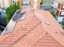 Andrea Bagaloni – Impianto fotovoltaico Sunpower 5 kWp – clima monosplit Daikin 12000 BTU – Ancona (AN)