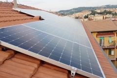 Fotovoltaico SunPower_BM Impianti_Bagaloni_Ancona
