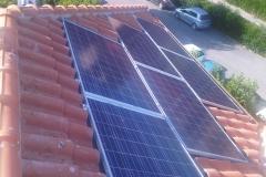 BM Impianti Fotovoltaico Civile 3 kWp - Riccione (RN) (2)