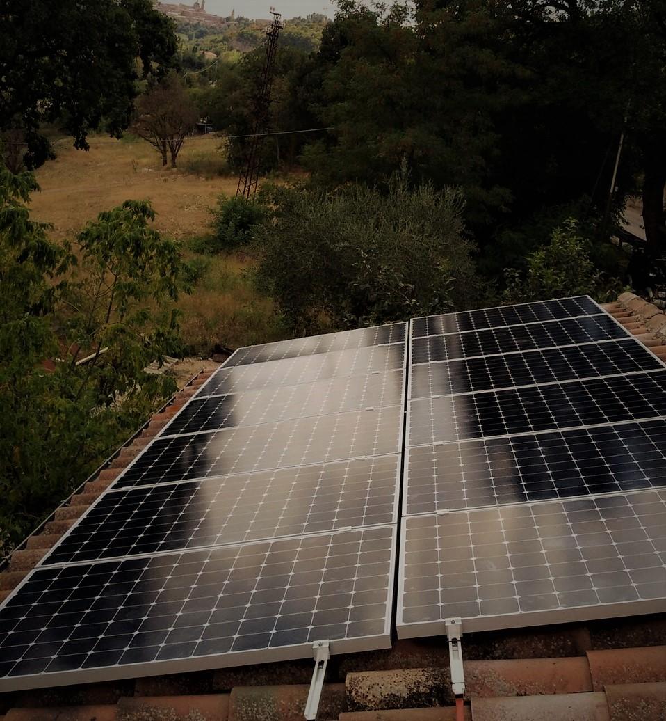 Fotovoltaico SunPower 5 Ottimizzatori SolarEdge_