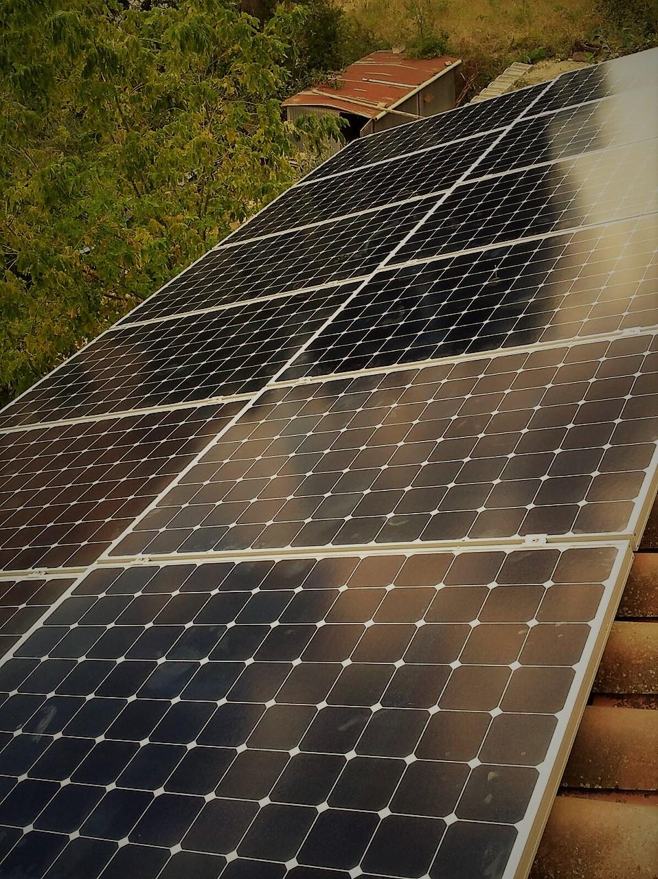 Fotovoltaico SunPower 5 Ottimizzatori SolarEdge_Gabanini_Urbino