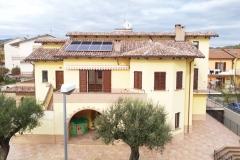 Fotovoltaico SunPower_BM Impianti_Bernardi_Sassoferrato Ancona
