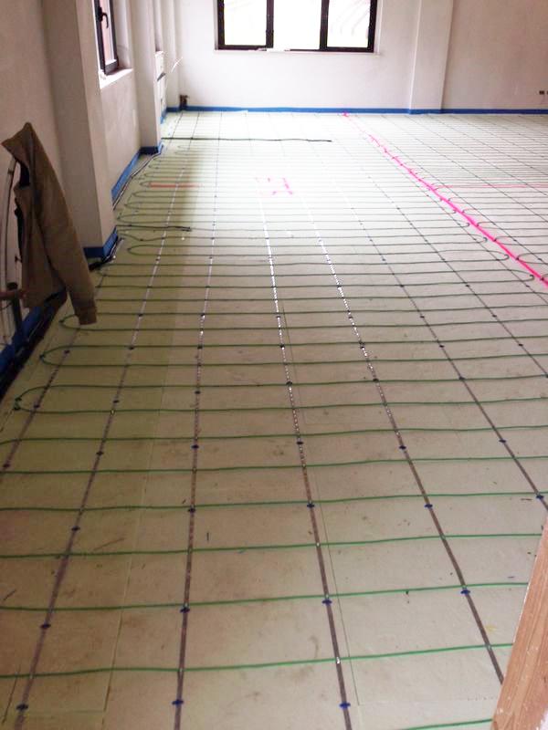 radiante elettrico sala polivalente Comune Borgopace (PU) 1