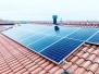 Gasparrini Damiano  - Impianto fotovoltaico da 6 kWp con moduli SUNPOWER - Filottrano (AN)