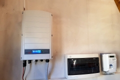 Fotovoltaico_SunPower SolarEdge_BM Impianti_Gasparrini_Filottrano Ancona...