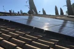 Fotovoltaico 4 kWp_SunPower + accumulo SONNEN BM Impianti 1