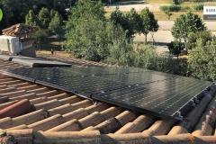 Fotovoltaico 4 kWp_SunPower + accumulo SONNEN BM Impianti_