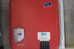 Fotovoltaico 4 kWp_SunPower + accumulo SONNEN BM Impianti_Sella_Pesaro A