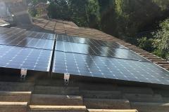 Fotovoltaico SunPower + accumulo SONNEN BM Impianti