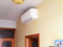 Domenico F. - Impianto di climatizzazione DAIKIN Sensira mono split di potenza 12000 BTU e  mono split 9000 BTU - Pesaro (PU)