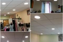 Relamping LED illuminazione BM IMPIANTI_ EMOZIONI_Mondolfo