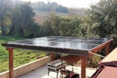 Fotovoltaico SunPower_BM Impianti_Circolo_Momtemraciano Marzocca Senigal...