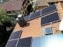 Spignoli Fabio - Impianto fotovoltaico Sunpower 3kWp/Batteria di Accumulo ATON da 4,8 kWh /Clima Daikin 1200012000 BTU - Longiano (FC)
