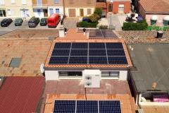 Fotovoltaico 10 kW Sunpower BM Impianti (6) mod