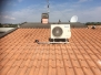 Gaetano Petriccione - Impianto di climatizzazione dual split PANASONIC serie PZ di potenza 7000 + 7000 BTU e dual split di potenza 9000 + 7000 BTU - Cartoceto (PU)