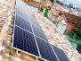 Gianneto C. - Impianto fotovoltaico da 4,6 kWp con moduli SUNPOWER - Lucrezia (PU)