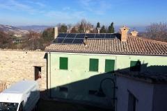 Fotovoltaico 3 kWp SunPower_BM IMPIANTI_Teodori_Pesaro Ancona Rimini c (...