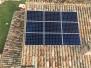 Giovanelli Matteo - Impianto fotovoltaico SUNPOWER di potenza 3 kWp-TERRE ROVERESCHE  (PU)