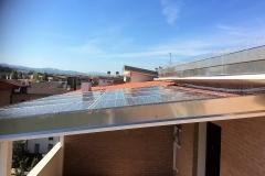 Fotovoltaico SunPower Tettoia _BM Impianti_Pesaro Ancona Rimini (6)