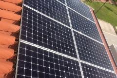 Fotovoltaico SunPower Tettoia _BM Impianti_Pesaro Ancona Rimini (9)