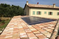 Fotovoltaico totalmente integrato