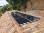 Leonardo F. - Impianto fotovoltaico SUNPOWER di potenza 4 kWp-Montefelcino (PU)