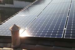 Impianto fotovoltaico 5 kWp Sunpower BM Impianti
