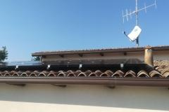 Impianto fotovoltaico 5 kWp Vallevoglia Sunpower BM Impianti
