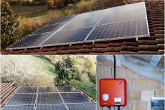 Fotovoltaico 3 kWp SunPower_BM IMPIANTI_Zazzeroni_Pesaro Ancona Rimini c...