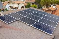 Fotovoltaico 4,5 kWp SunPower_ BM Impianti_MIGANI_Rimini Riccione Cesena