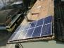Nella N. - Impianto fotovoltaico da 5 kWp con moduli SUNPOWER/Batteria di Accumulo ATON da 4,8  kWh con monitoraggio Wi-Fi - Montelabbate (PU)