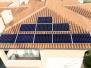 Nicola Carnaroli - Impianto fotovoltaico da 3 kWp con moduli SUNPOWER - Calcinelli (PU)