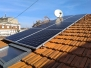 Luca P. - Impianto fotovoltaico Sunpower 3 kWp/ N.2 impianti di climatizzazione DAIKIN Bluevolution  - Ancona (AN)