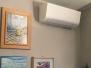 Roberta C. - Impianto di climatizzazione Daikin monosplit 12.000 BTU - Fano (PU)