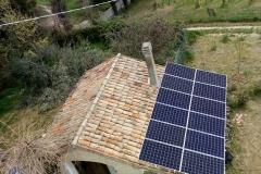 Fotovoltaico 4 kWp SunPower_ BM Impianti_Passerini_Fano Pesaro (4)