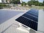 SDM Snc - Impianto fotovoltaico 6 kWp Sunpower e pompa di calore  ARISTON- Castelfidardo (PU)