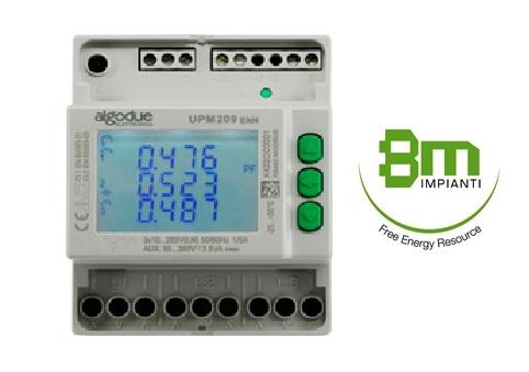 analizzatore di rete bm impianti