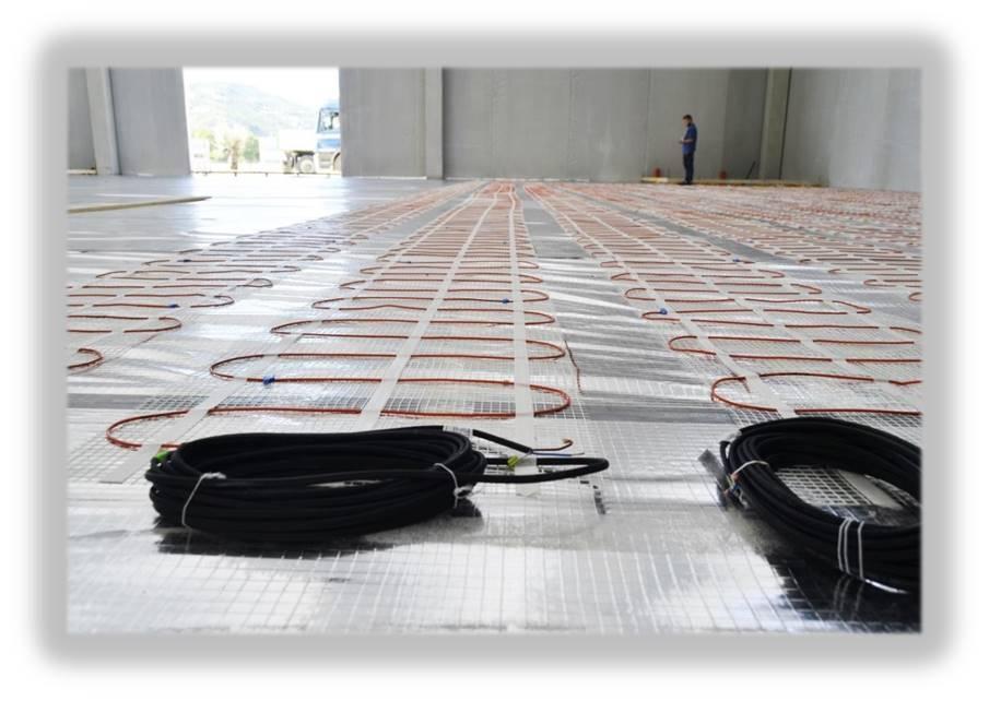 Riscaldalmento elettrico a pavimento bm impianti