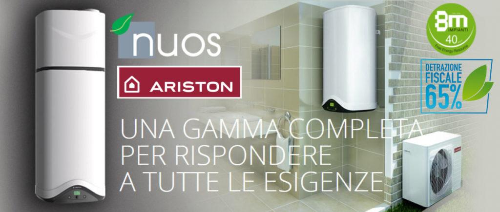 Ariston BM Sito WEB