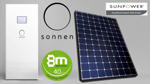 accumulo fotovoltaico bm impianti