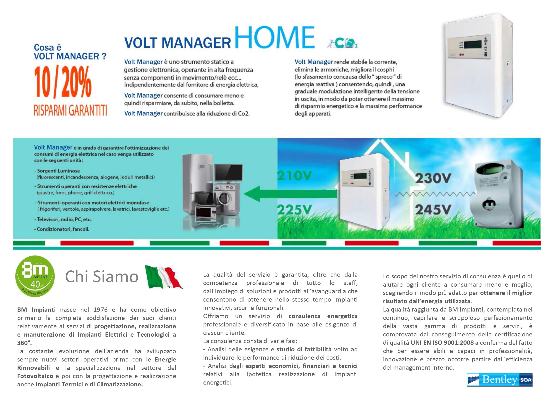 Depliant Volt Manager BM Impianti 2018 PG 2