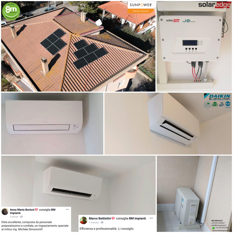 1547900416497 Fotovoltaico SCliam DAIKIN BM Impianti Battistini Montemarciano Ancona c...