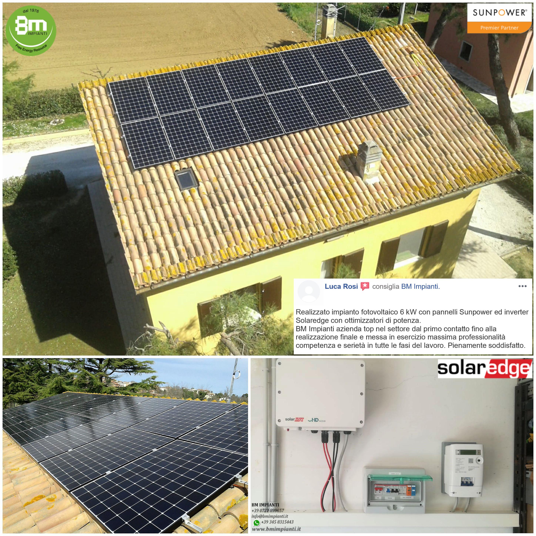 1553769098055 Fotovoltaico SunPower Solaredge  Impianti Rosi Montemarciano Ancona cr1 002