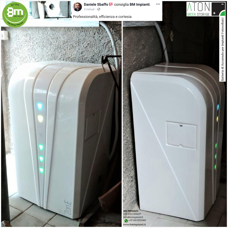 Batteria ATON fotovoltaico Sbaffo Serra De Conti Ancona Marche Ostra cR 002