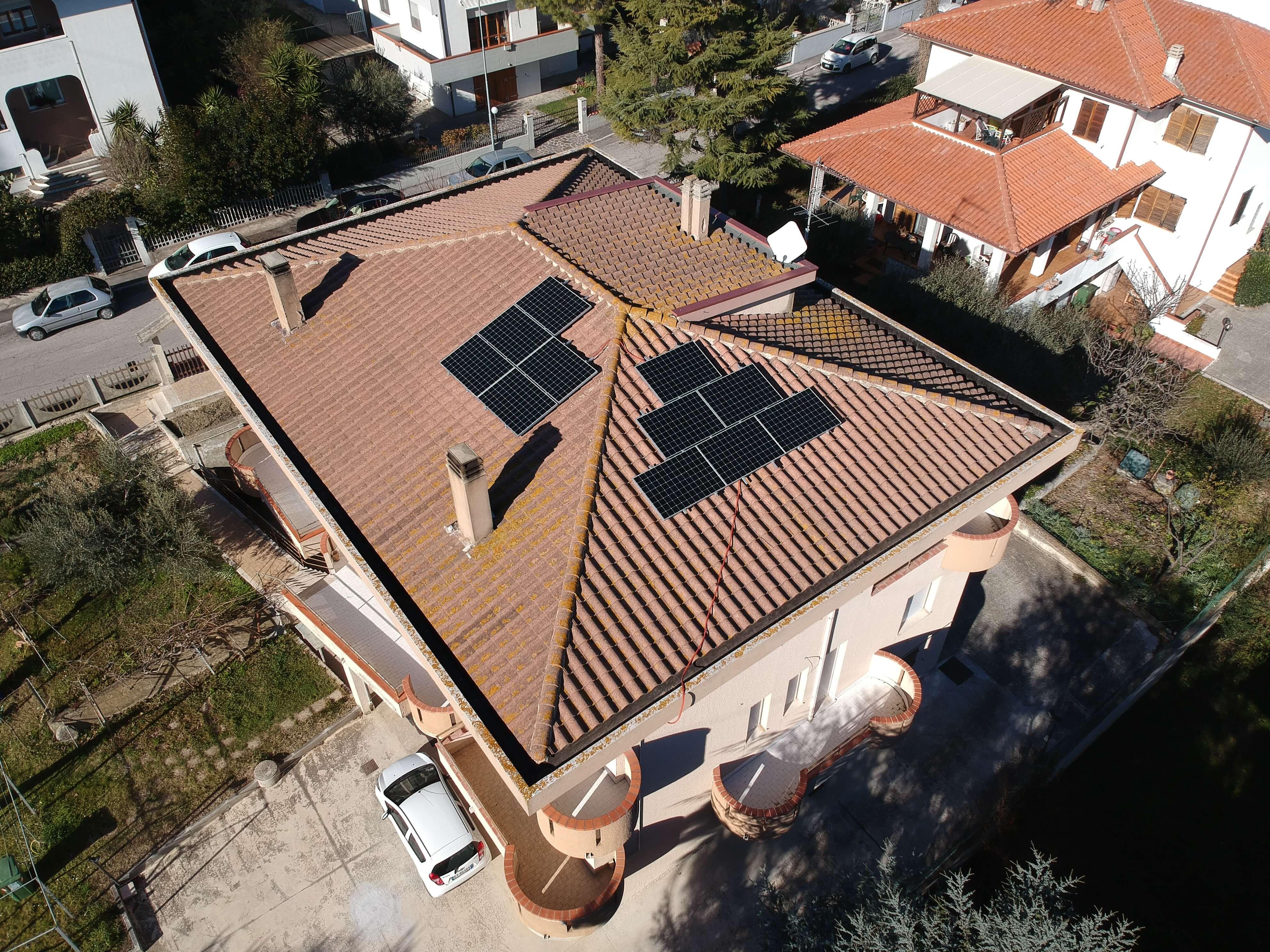 Fotovoltaico SunPower BM Impianti Battistini Montemarciano Ancona 6