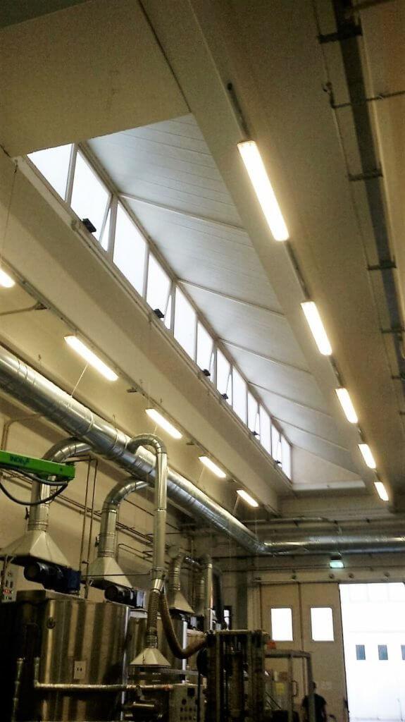 Relamping LED SO.DI .CO . e UNION COSMETICS 1 575x1024