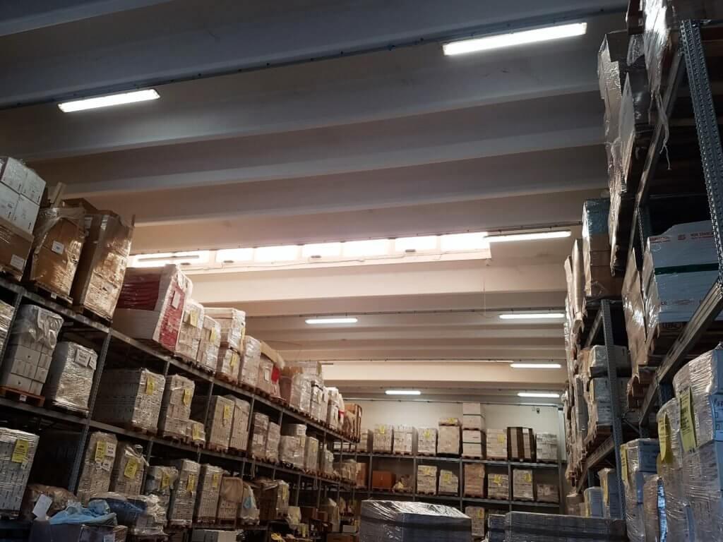 Relamping LED SO.DI .CO . e UNION COSMETICS 10 1024x768