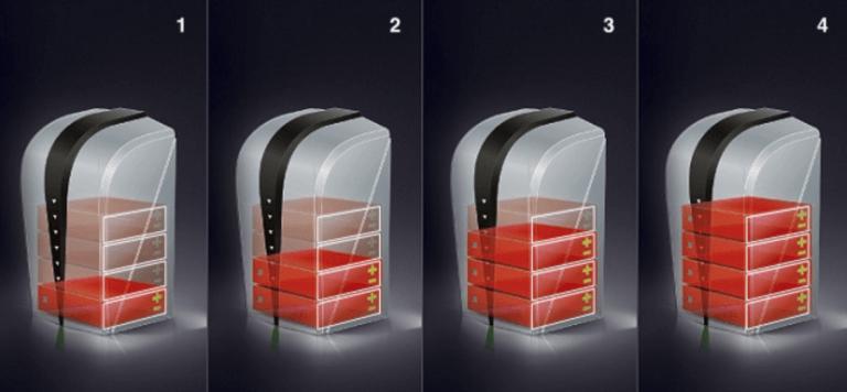 batterie per fotovoltaico aton